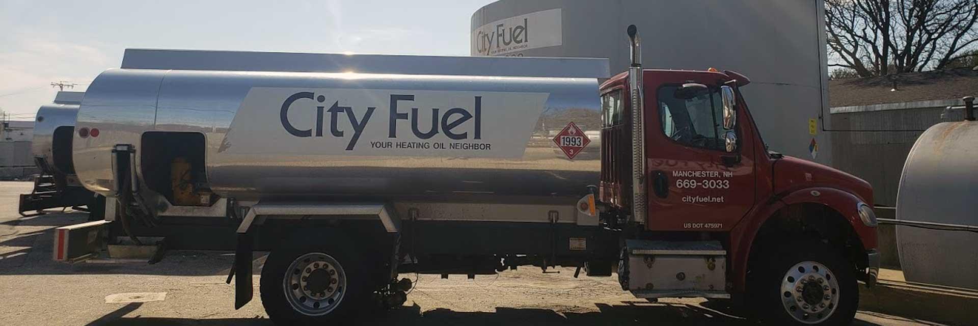 CityFuel Truck